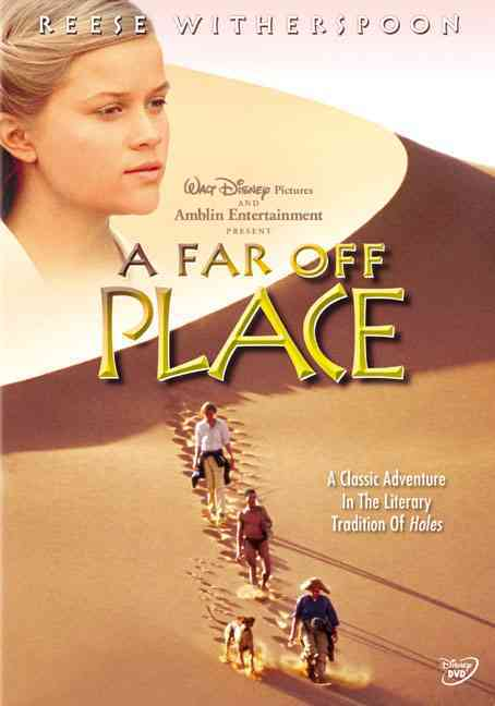 FAR OFF PLACE BY WITHERSPOON,REESE (DVD)